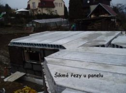 Betonové skládané stropy