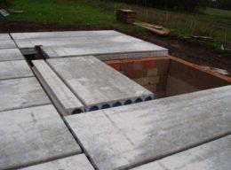 Betonové stropní panely